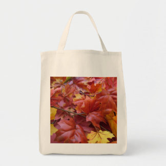 Perfect fall grocery tote bag