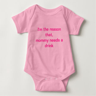 perfect for every mom baby bodysuit