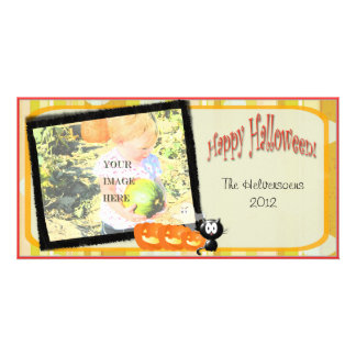 Perfect for Showing Off Your Halloween Costume - Card