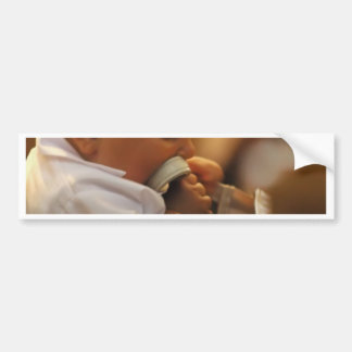 Perfect for special occasions such Baptisms Bumper Sticker