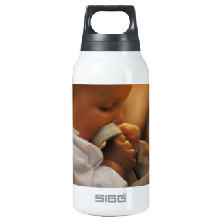 Perfect for special occasions such Baptisms 10 Oz Insulated SIGG Thermos Water Bottle