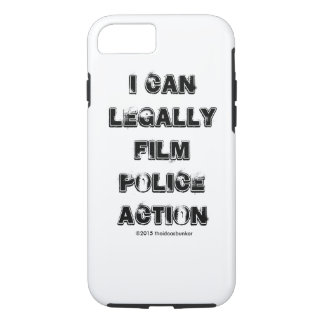 Perfect for your next protest. iPhone 8/7 case