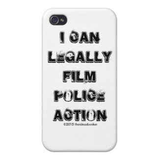Perfect for your next protest. iPhone 4 case