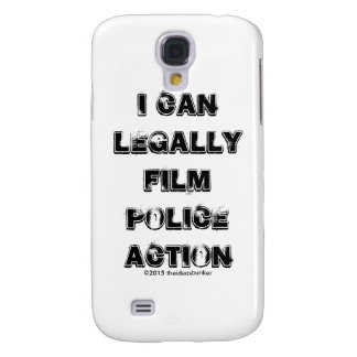 Perfect for your next protest. samsung galaxy s4 cover