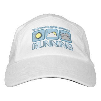 Perfect Forecast for Running Headsweats Hat
