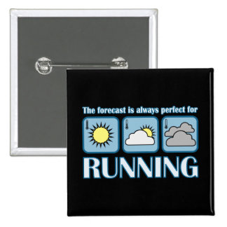 Perfect Forecast for Running Pinback Button