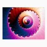 Perfect - Fractal Art Postcard
