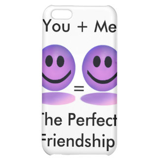 Perfect friends iPhone Case iPhone 5C Cases