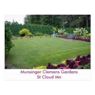 Perfect Garden Postcard