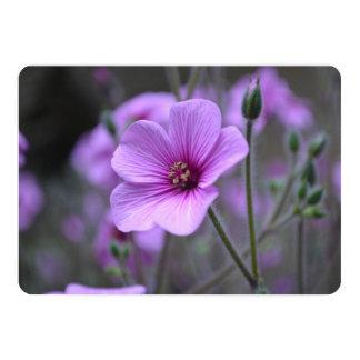 Perfect Geranium Card