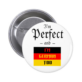 Perfect German Button