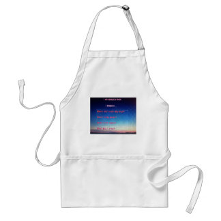 Perfect Gift For Moms Adult Apron