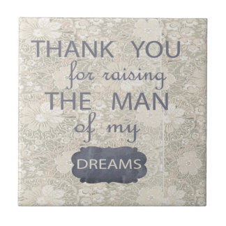 Perfect Gift for Mother in Law Tile