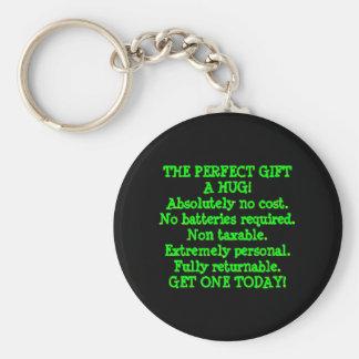Perfect Gift is a Hug Keychain