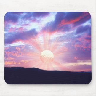 Perfect golf day mousepads