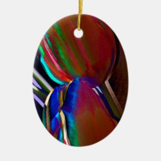 Perfect Harmony Ceramic Ornament