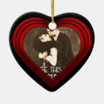 Perfect Heart Custom Ornament