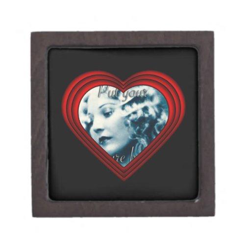 Perfect Heart Premium Keepsake Box