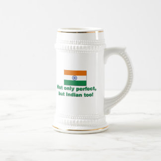 Perfect Indian Beer Stein
