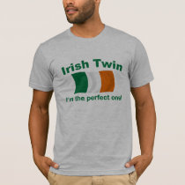Perfect Irish Twin T-Shirt