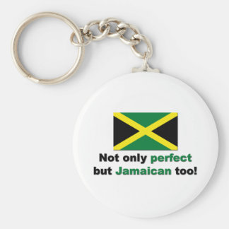 Perfect Jamaican Keychain