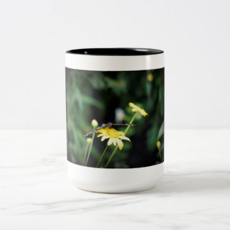 Perfect Landing Two-Tone Coffee Mug
