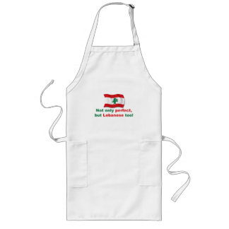 Perfect Lebanese Long Apron