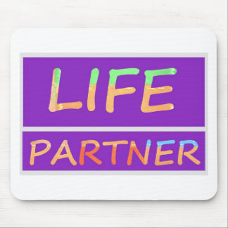 Perfect : LIFE Partners Mouse Pad