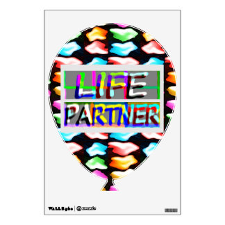 Perfect : LIFE Partners Wall Sticker