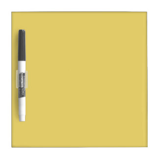 Perfect Light yellow Dry-Erase Board