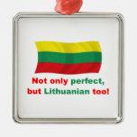 Perfect Lithuanian Christmas Tree Ornament