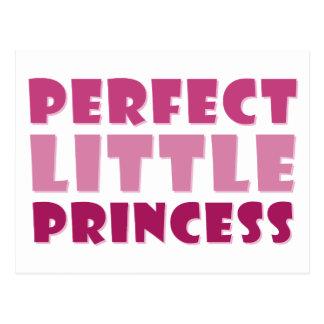 Perfect Little Princess Postcard