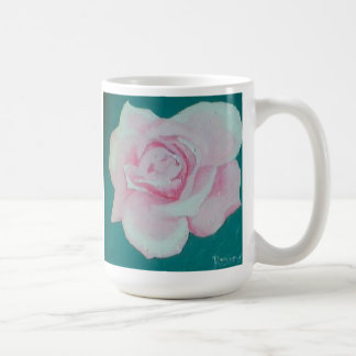 PERFECT LOVE CLASSIC WHITE COFFEE MUG