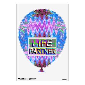 Perfect : Love LIFE Partner Wall Decal