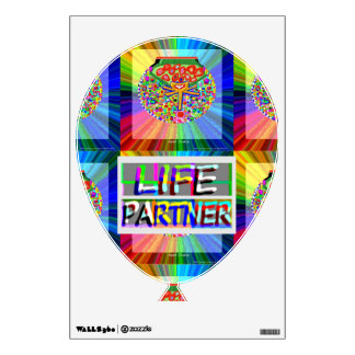 Perfect : Love LIFE Partner Wall Stickers