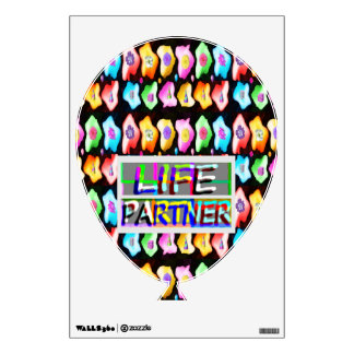 Perfect : Love LIFE Partner Wall Decals