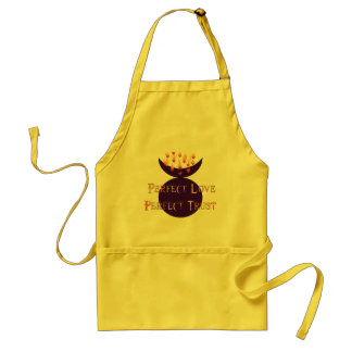 Perfect Love Perfect Trust Adult Apron