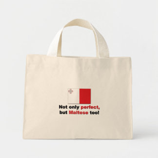 Perfect Maltese Tote Bags