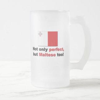 Perfect Maltese Coffee Mugs