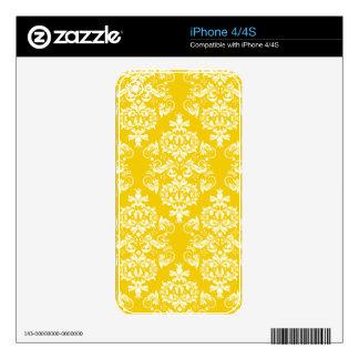 Perfect Marvelous Interesting Joyful Skin For iPhone 4S