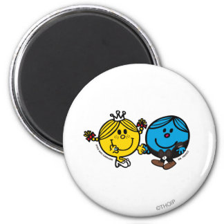 Perfect Match 2 Inch Round Magnet