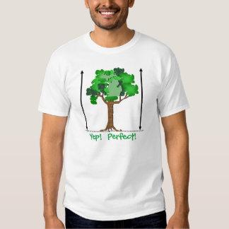 Perfect Michigan Trees... T Shirt