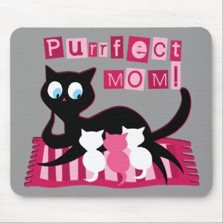 Perfect Mom Mouse Pad