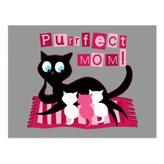 Perfect Mom Postcard