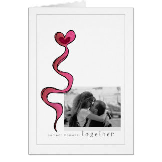 perfect moments together card