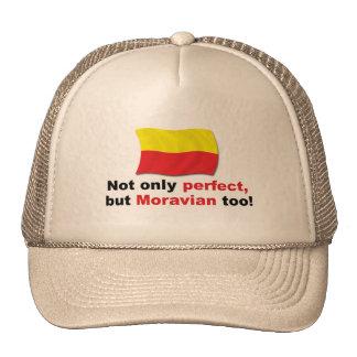 Perfect Moravian Trucker Hat