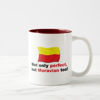 Perfect Moravian Two-Tone Coffee Mug