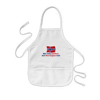 Perfect Norwegian Kids' Apron