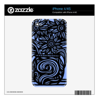 Perfect Optimistic Sympathetic Lovely Skin For The iPhone 4