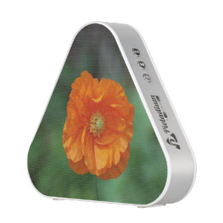 Perfect Orange California Poppy Bluetooth Speaker